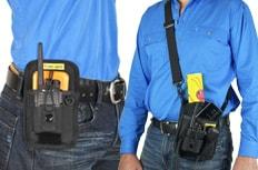 lanyard radio holders